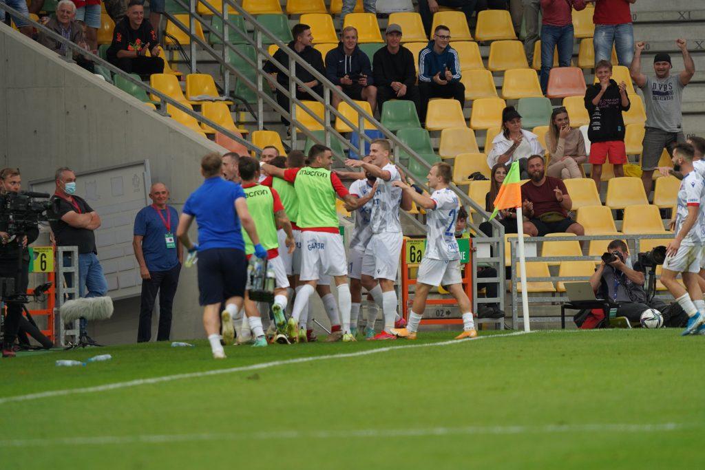 Raków wygrał z KAA Gent i jest coraz bliżej awansu do fazy grupowej Ligi Konferencji UEFA!!! 9
