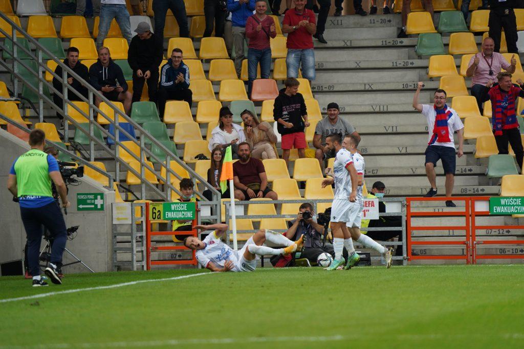 Raków wygrał z KAA Gent i jest coraz bliżej awansu do fazy grupowej Ligi Konferencji UEFA!!! 8