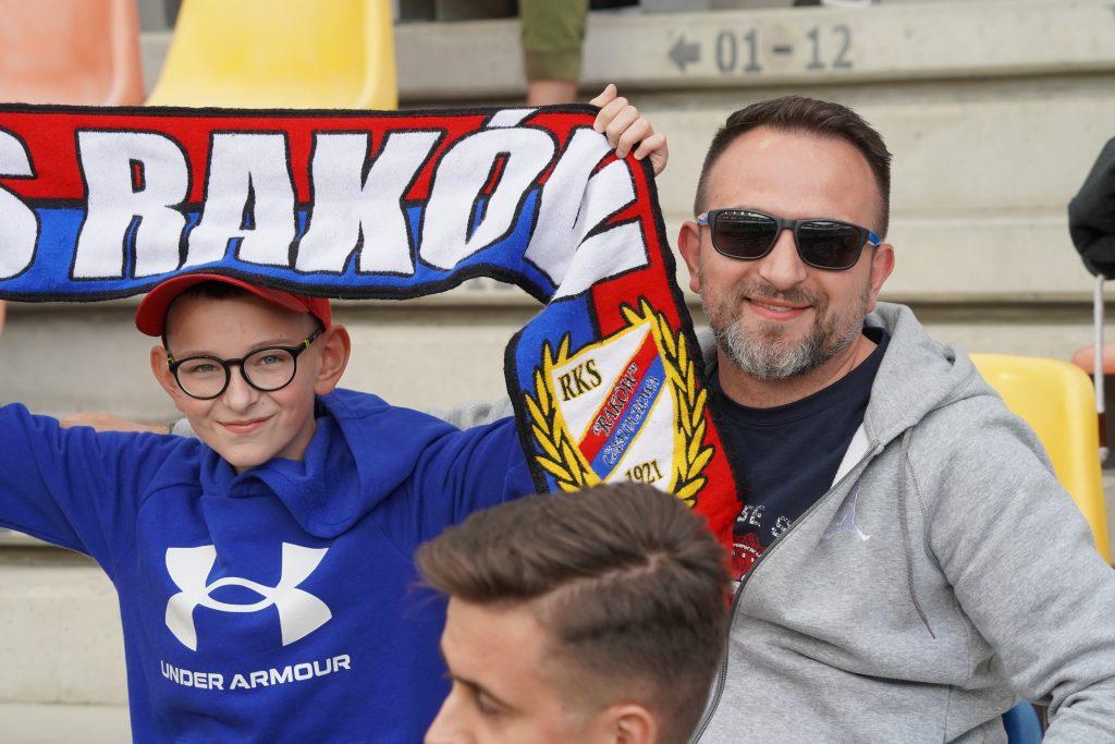 Raków wygrał z KAA Gent i jest coraz bliżej awansu do fazy grupowej Ligi Konferencji UEFA!!! 5