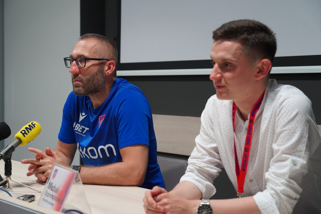 Trener Rakowa Marek Papszun po wygranej z KAA Gent: Nie stoimy na straconej pozycji 2
