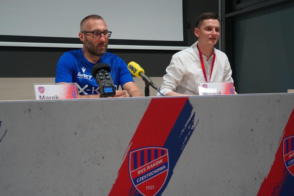 Trener Rakowa Marek Papszun po wygranej z KAA Gent: Nie stoimy na straconej pozycji 1
