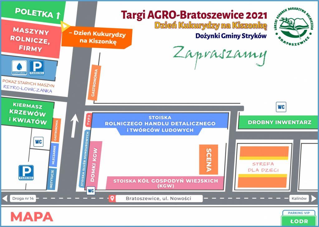 Targi Agro-Bratoszewice 2021 wraz z Dożynkami Gminy Stryków 2