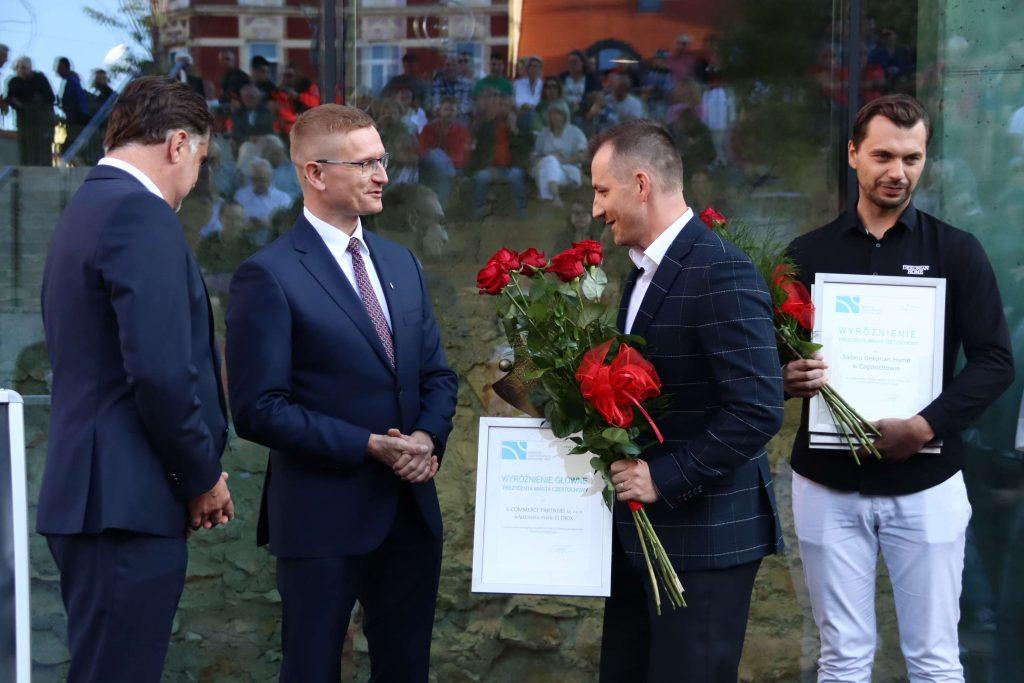 Nagrody prezydenta miasta wręczone. Kto otrzymał tytuł Promotora Częstochowskiej Gospodarki? 4