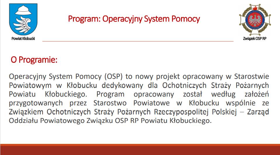 Nowoczesne drony bojowe dla służby OSP Powiatu Kłobuckiego 2