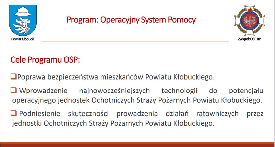 Nowoczesne drony bojowe dla służby OSP Powiatu Kłobuckiego 3