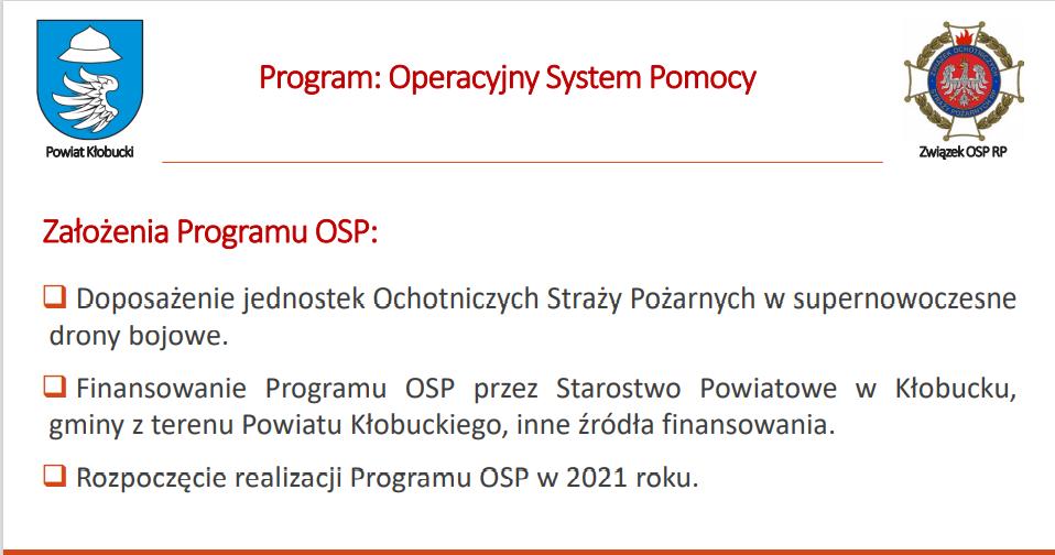 Nowoczesne drony bojowe dla służby OSP Powiatu Kłobuckiego 4