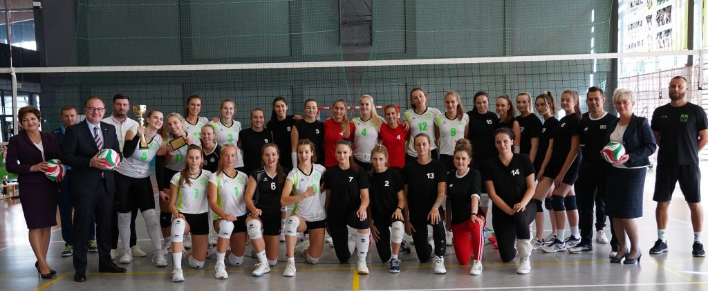 Czeszki z TJ Sokol Sternberk wygrały turniej Panki Cup 1