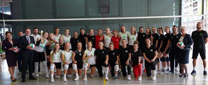 Czeszki z TJ Sokol Sternberk wygrały turniej Panki Cup 8