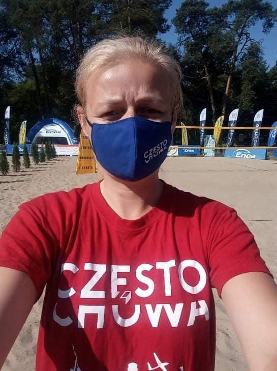 Częstochowscy sędziowie siatkówki plażowej promują Częstochowę w całej Polsce 5