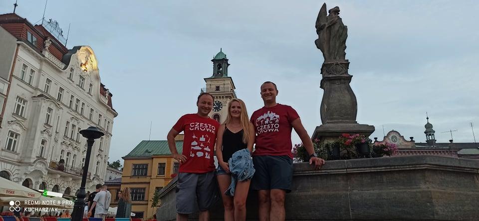 Częstochowscy sędziowie siatkówki plażowej promują Częstochowę w całej Polsce 4