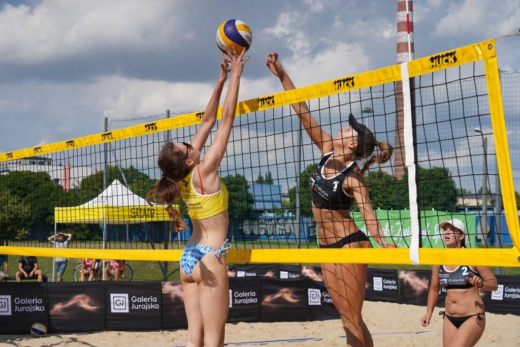 W Częstochowie odbył się Puchar Śląska kobiet w siatkówce plażowej 8