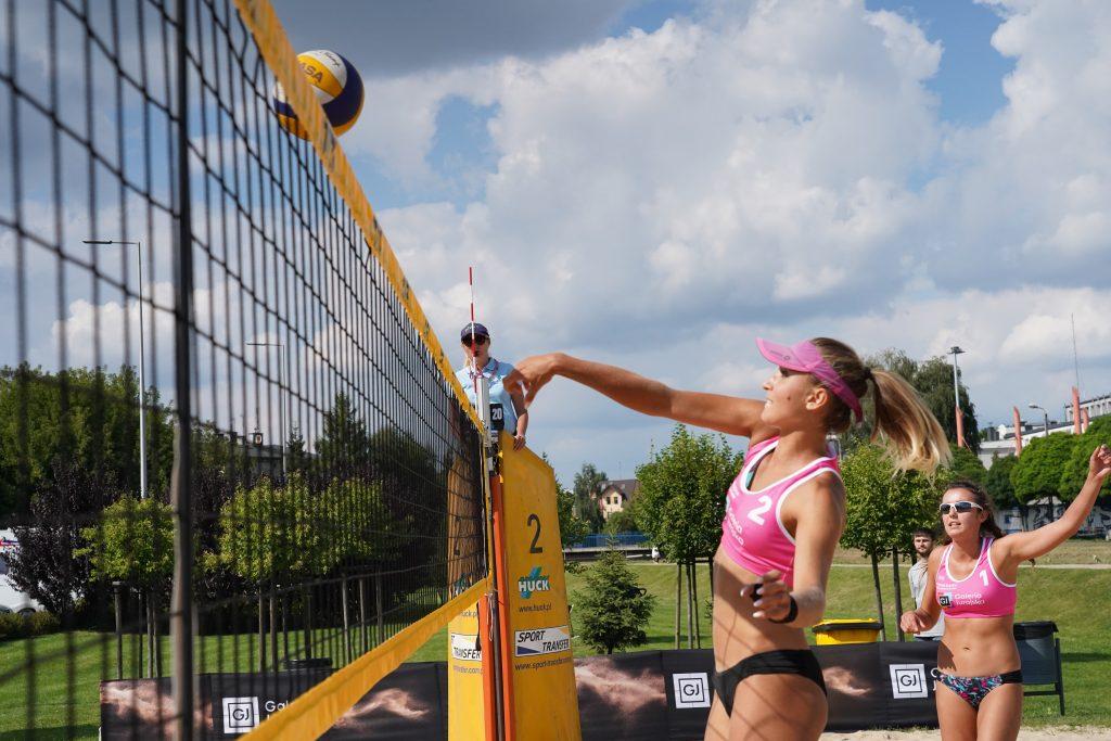 W Częstochowie odbył się Puchar Śląska kobiet w siatkówce plażowej 6