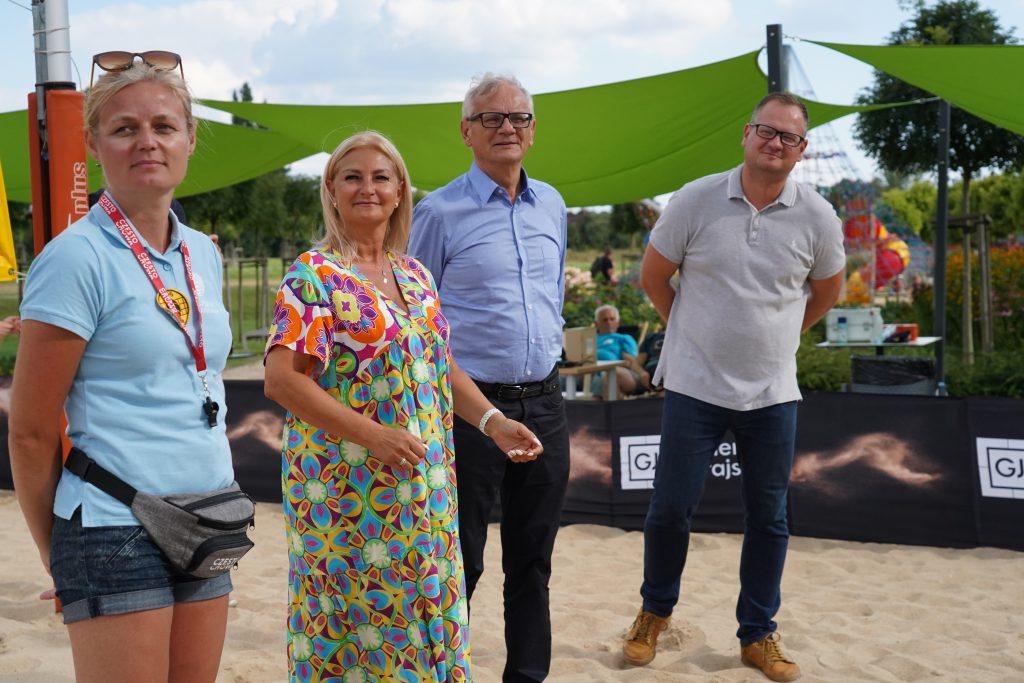 W Częstochowie odbył się Puchar Śląska kobiet w siatkówce plażowej 4