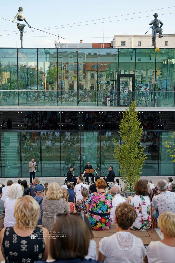 Letni Jurajski Festiwal Muzyczny na półmetku. Lipiec zwieńczył koncert na Starym Rynku 1
