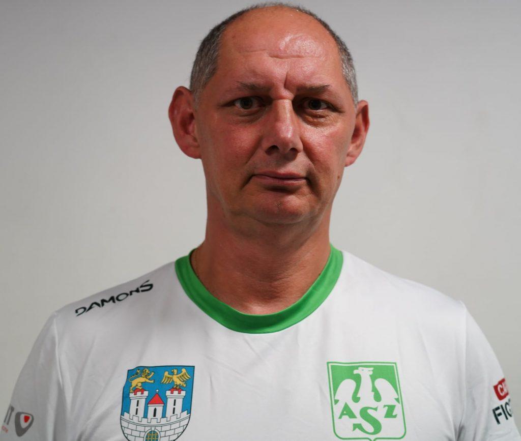 Trener AZS Częstochowa Rafał Legień po wygranej w Bielawie: Spodziewałem się trochę lepszej gry 1
