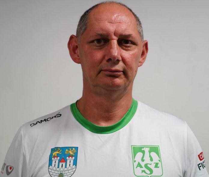 Trener AZS Częstochowa Rafał Legień po wygranej w Bielawie: Spodziewałem się trochę lepszej gry 3
