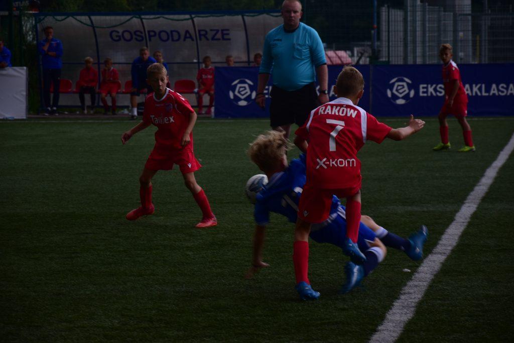 Raków przegrywa w finale z Lechem Poznań - Turniej Tadex Cup 2021 18