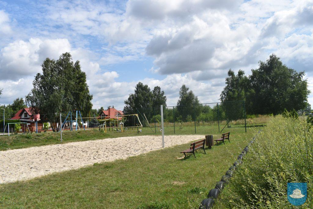 Nowe boisko do koszykówki w Kłobucku 1