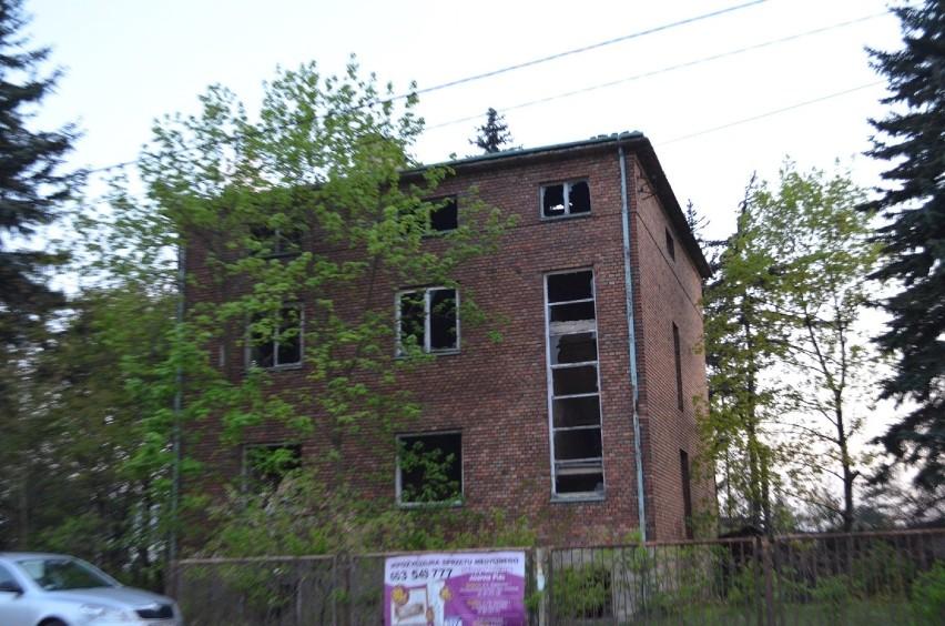 Nawiedzony dom w województwie śląskim w miejscowości Myszków 1