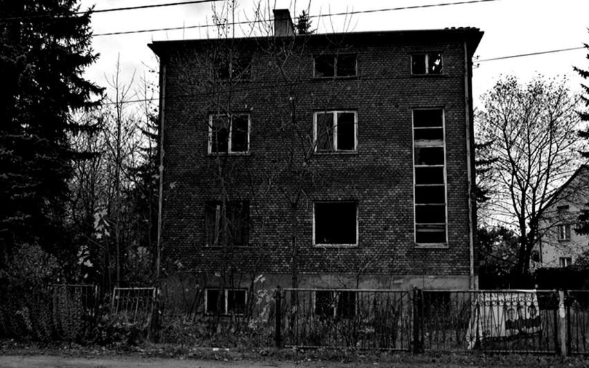 Nawiedzony dom w województwie śląskim w miejscowości Myszków 14