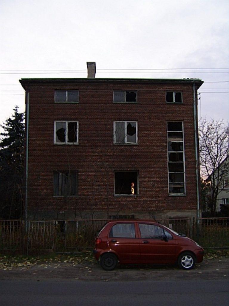 Nawiedzony dom w województwie śląskim w miejscowości Myszków 15