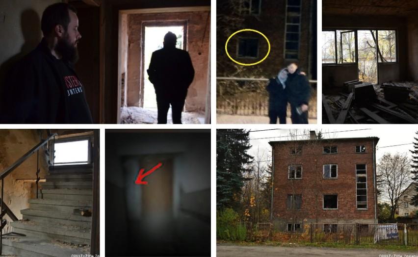 Nawiedzony dom w województwie śląskim w miejscowości Myszków 16