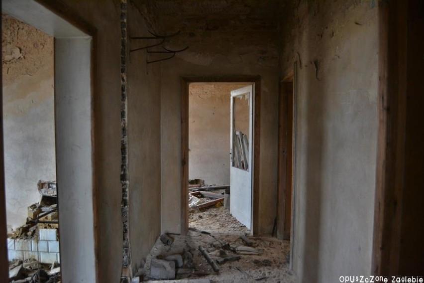 Nawiedzony dom w województwie śląskim w miejscowości Myszków 7