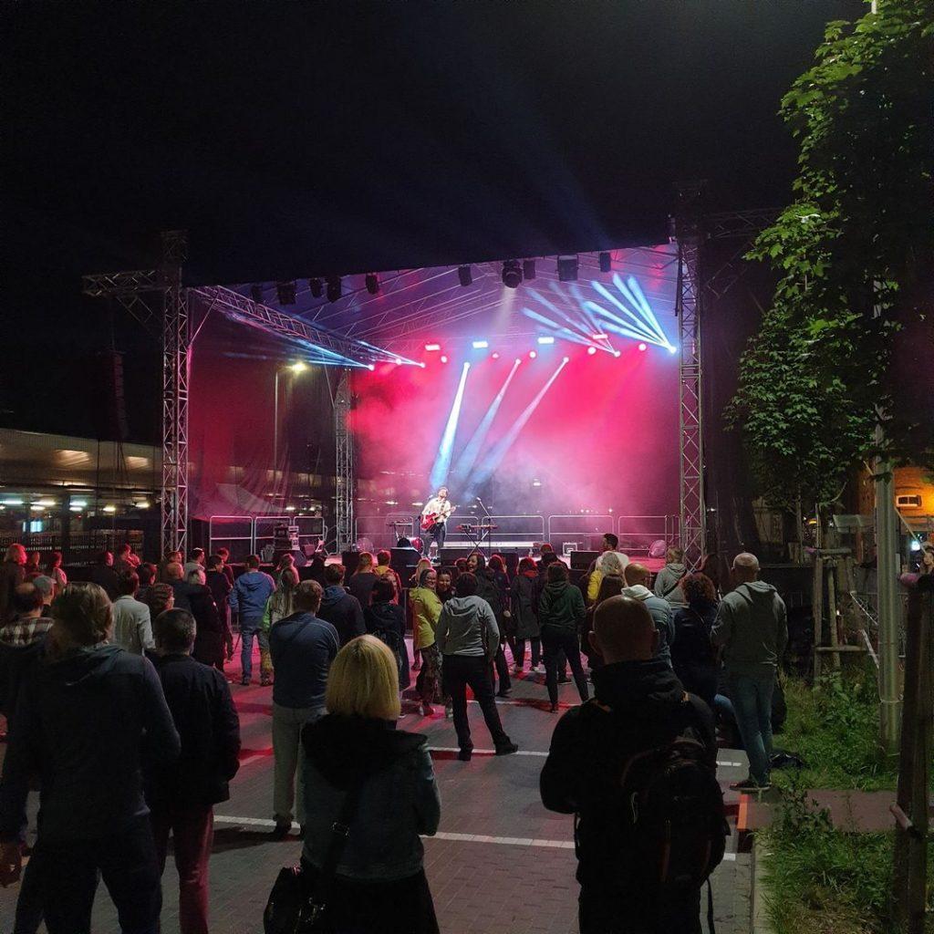 Trwa Festiwal Kultury Alternatywnej eFKA 1