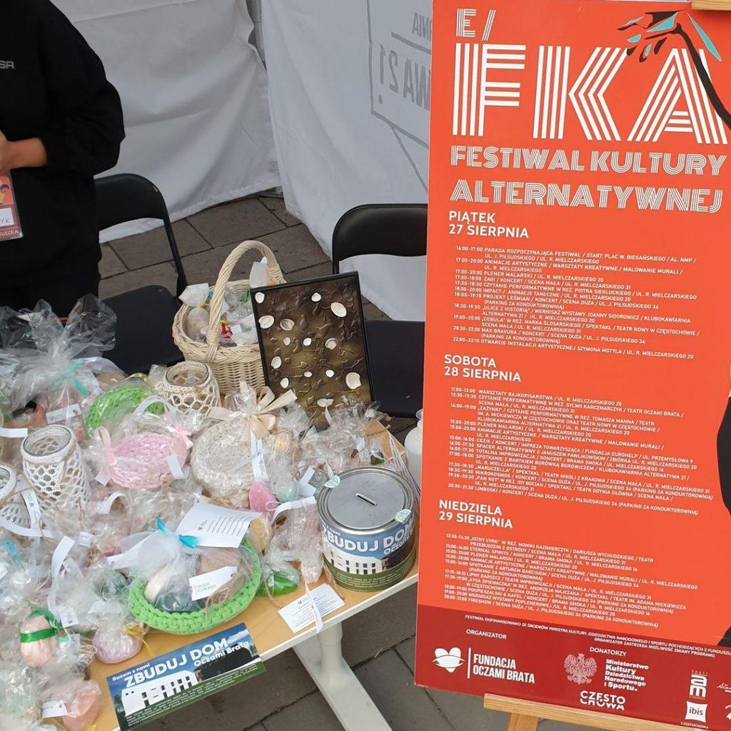 Trwa Festiwal Kultury Alternatywnej eFKA 2