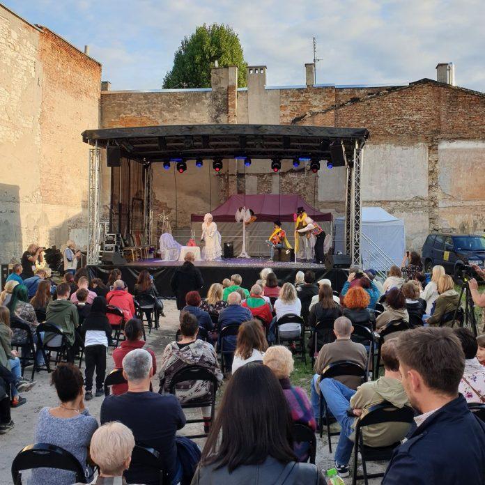 Trwa Festiwal Kultury Alternatywnej eFKA 9