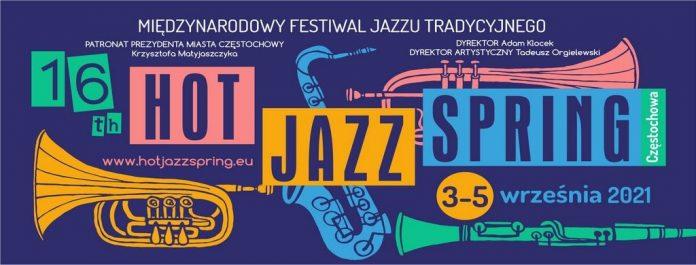 """Międzynarodowy Festiwal Jazzu Tradycyjnego """"Hot Jazz Spring"""" wystartuje w Częstochowie 3 września 3"""