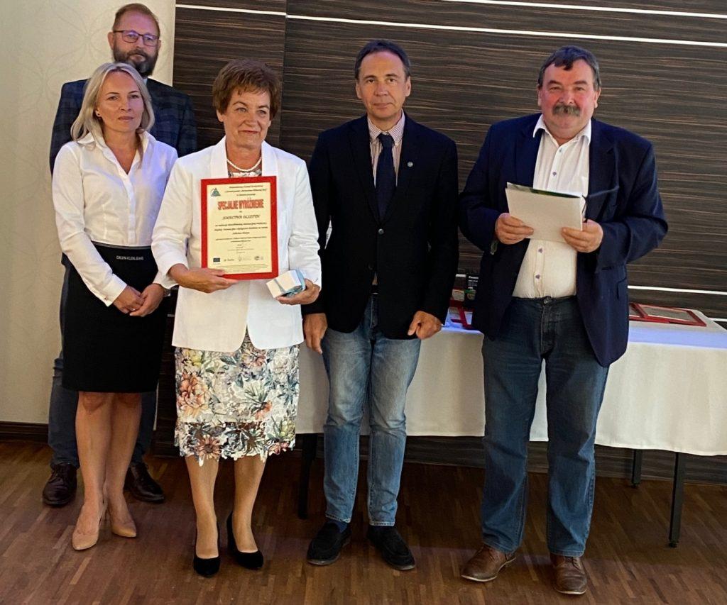 Sołectwa Olsztyn i Skrajnica dostały wyróżnienia 1