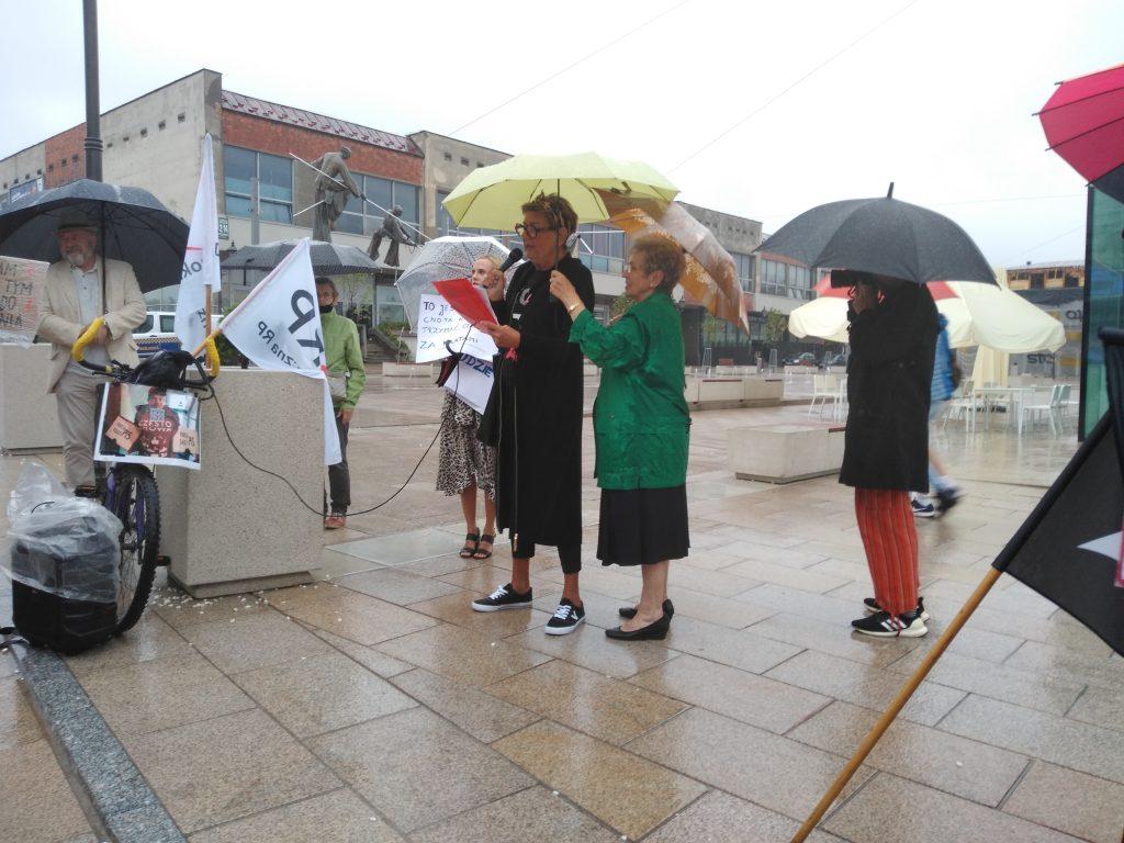 W obronie wolnych mediów, a także przecież pomysłom ministra Czarnka 14