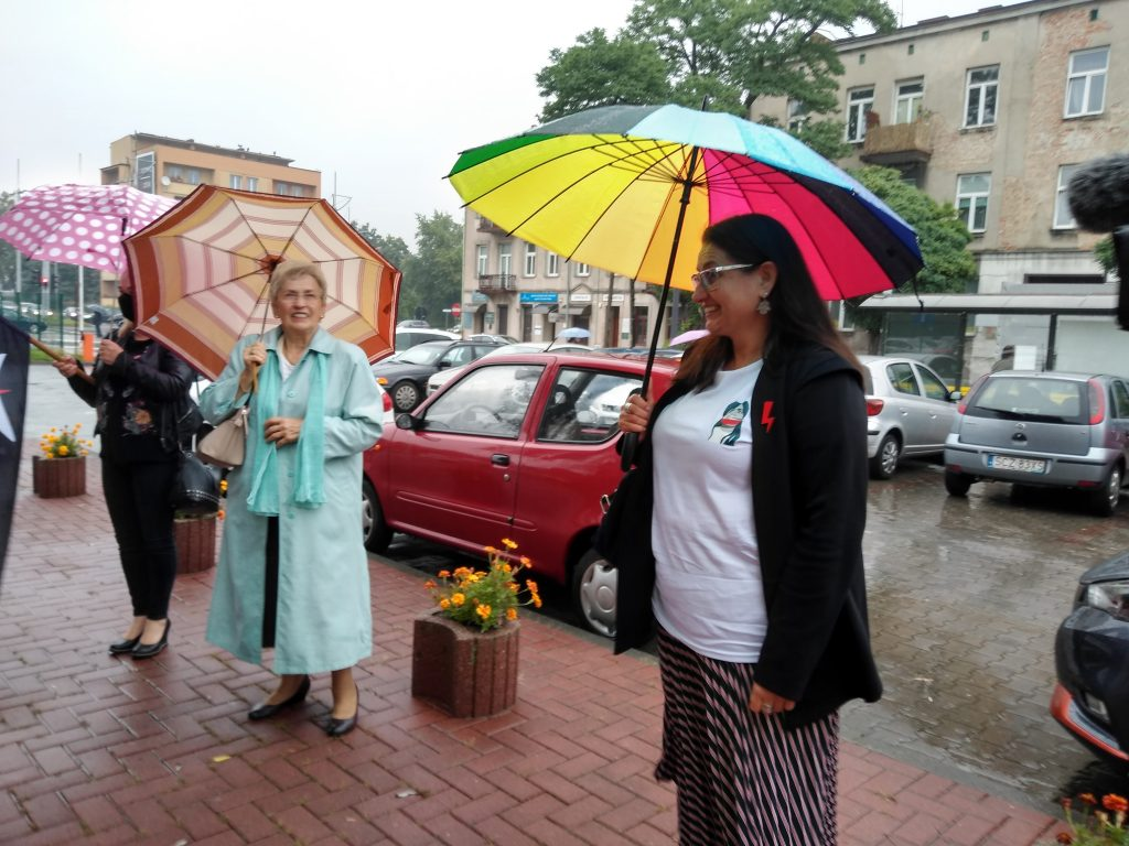 Stanęła przed sądem za wulgaryzmy w trakcie protestu kobiet 5