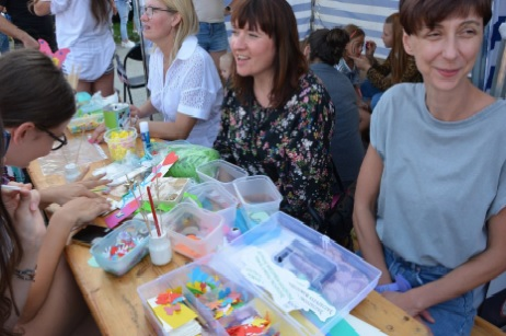Piknik charytatywny dla Miłka 15
