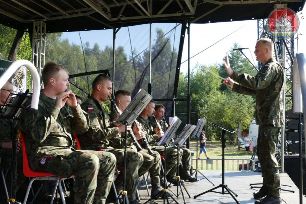 """Piknik wojskowy """"Zostań żołnierzem RP"""" w Gniazdowie 17"""