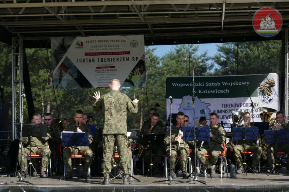 """Piknik wojskowy """"Zostań żołnierzem RP"""" w Gniazdowie 18"""