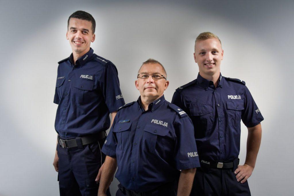 Rozmowa online o rekrutacji do służby z policją, spotkanie live 1