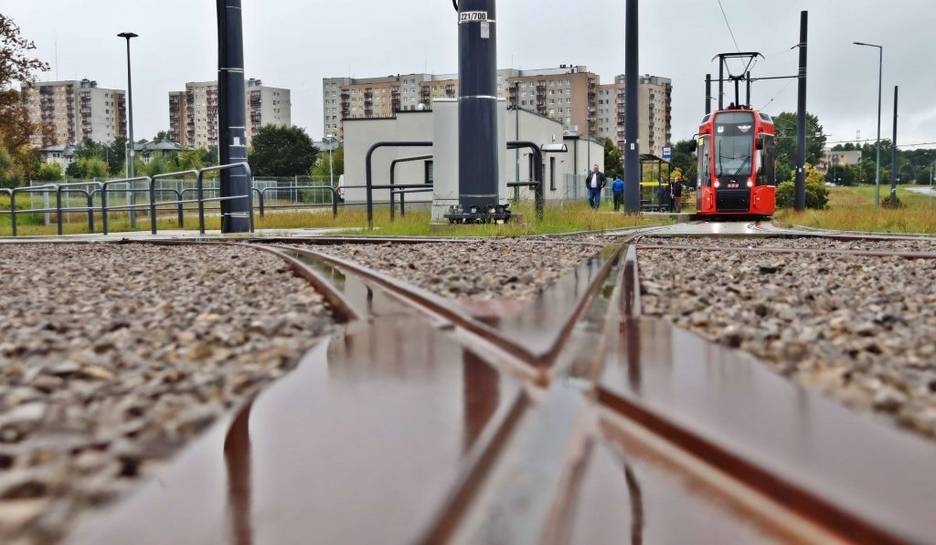 Jutro na tory wracają tramwaje 1