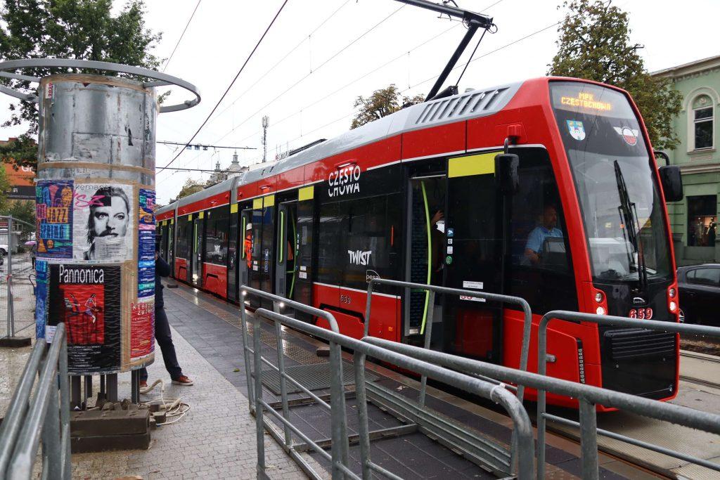 Jutro na tory wracają tramwaje 3