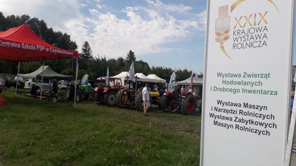 Jubileuszowa Krajowa Wystawa Rolnicza i Ogólnopolskie Dożynki na Jasnej Górze w pierwszy weekend września 14