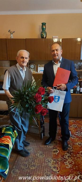 90. urodziny Zygmunta Wierusa 1