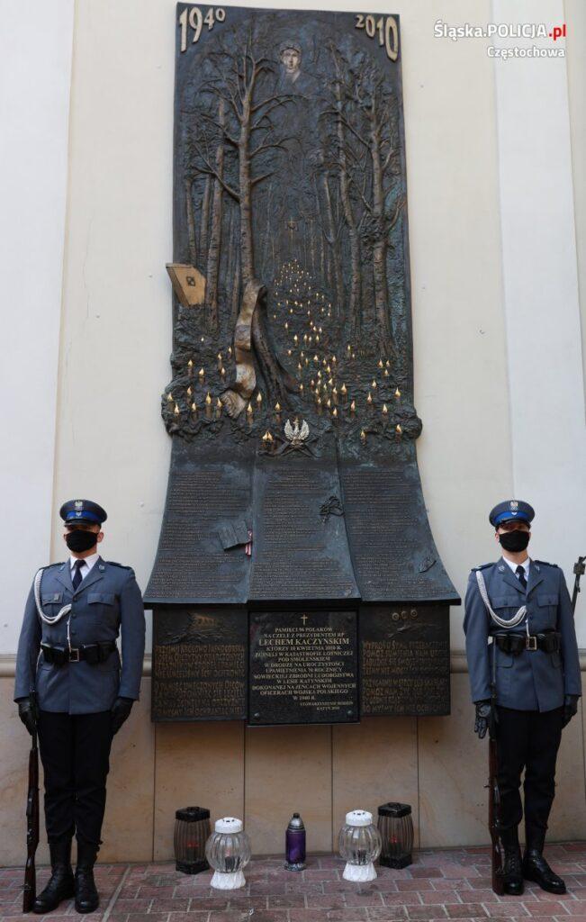 XX Pielgrzymka policjantów na Jasną Górę 1