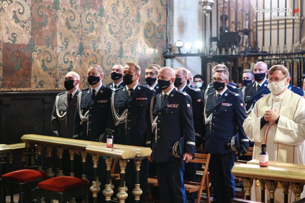 XX Pielgrzymka policjantów na Jasną Górę 15