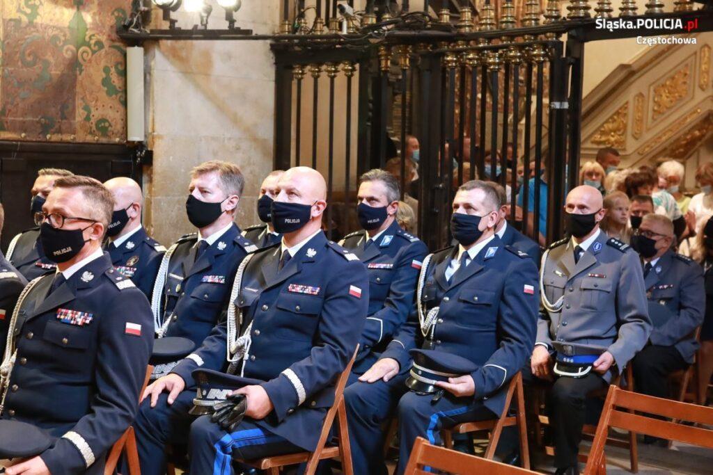 XX Pielgrzymka policjantów na Jasną Górę 19