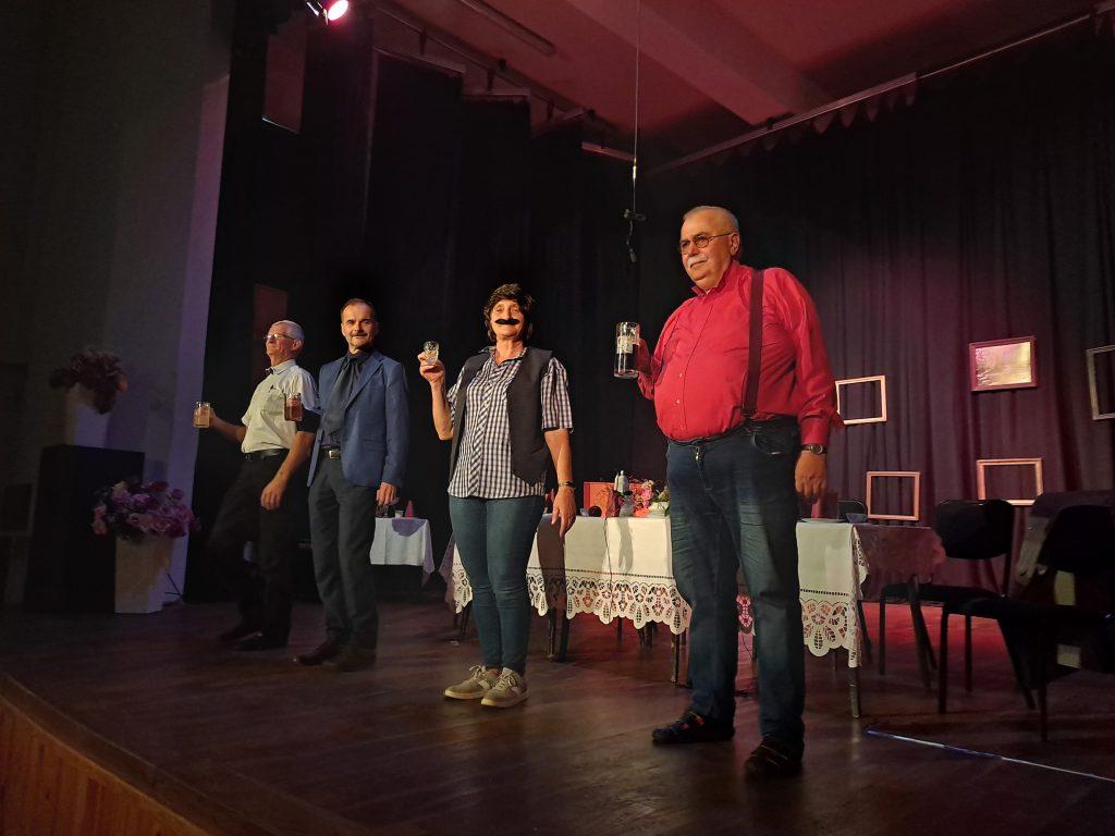"""Grupa teatralna """"Odważni"""" wraca na scenę 2"""
