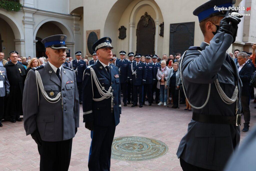 XX Pielgrzymka policjantów na Jasną Górę 2
