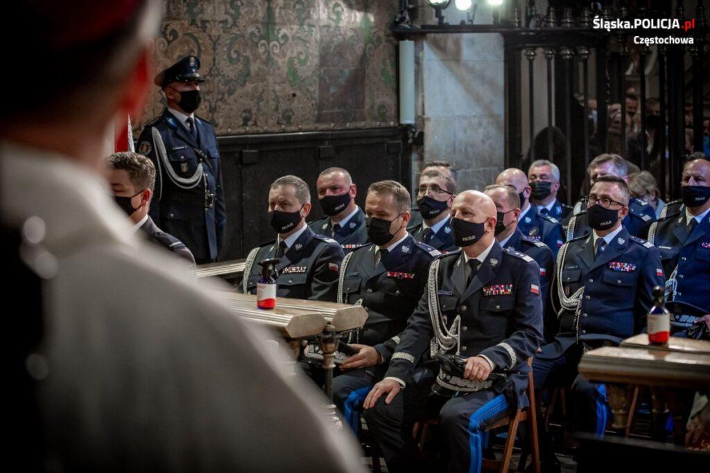 XX Pielgrzymka policjantów na Jasną Górę 30