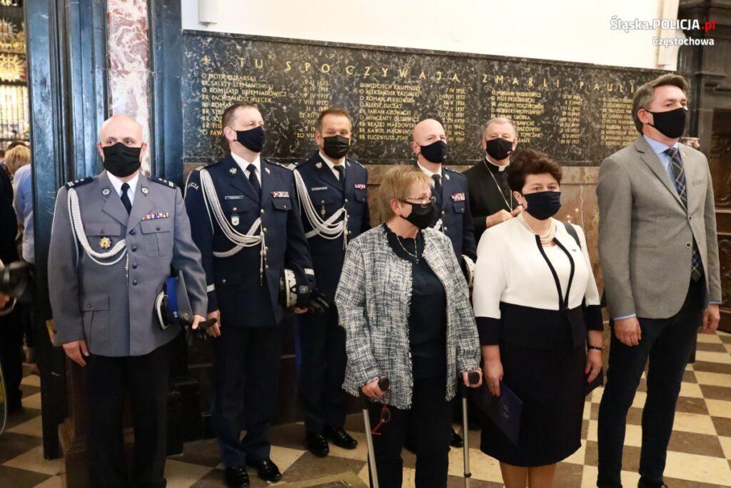 XX Pielgrzymka policjantów na Jasną Górę 7