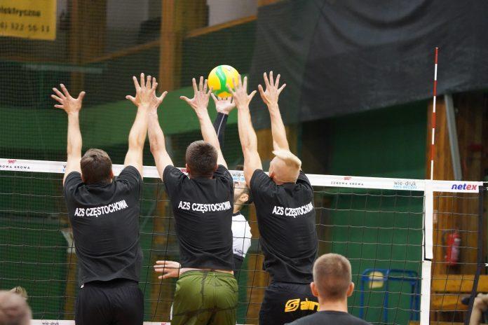 Siatkarze AZS Częstochowa wygrali turniej w Tychach 5